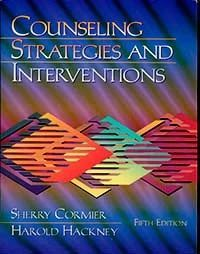 Counseling Strategies and Interventions (букинист)