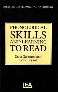 Phonological Skills and Learning to Read (букинист)